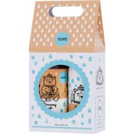 Zestaw Zimowy Muffin, Mydło i Żel pod Prysznic, Yope, 500 ml + 400 ml