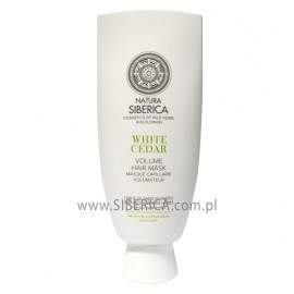 ",,White Cedr"" Volume Hair Mask, 200 ml"