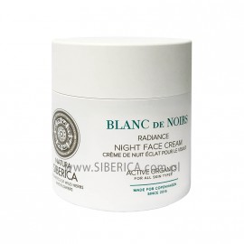 ",,Blanc de Noirs"" Radiance Night Face Cream , 50 ml"