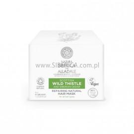 Regenerująca Maska do Włosów, Dziki Oset, 120 ml