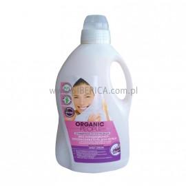 Płyn Zmiękczający do Prania z Organicznymi Olejkami z Francuskiej Lawendy i Ylang-Ylang , Organic People, 1,5 l