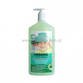 Balsam do Mycia Naczyń z Aloesem, Organic People, 500ml