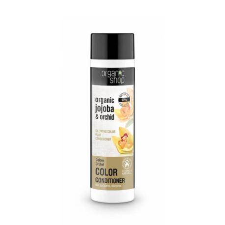 Odżywka do Włosów Ochrona Koloru, Złota Orchidea, 280ml