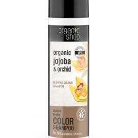 Szampon do Włosów Ochrona Koloru, Złota Orchidea, 280ml