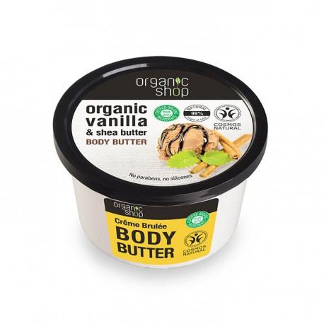 Masło do Ciała Creme Brulee, 250ml