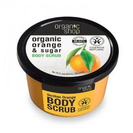 Scrub do Ciała, Sycylijska Pomarańcza, 250ml