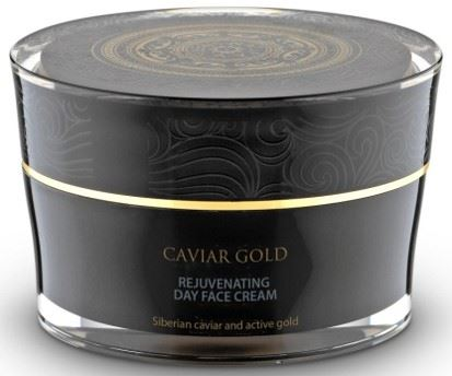 Odmładzający Krem do Twarzy na dzień, Caviar Gold, 50ml