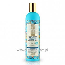 Oblepikha Shampoo for Weak and Damaged Hair, 400ml