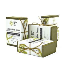 100% Naturalne Mydło z Oliwy z Oliwek, 100g