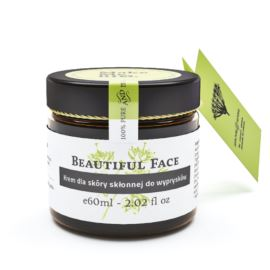Krem dla Problematycznej Skóry,Beautiful Face, 60ml