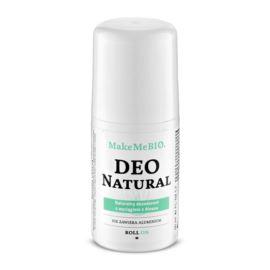 Naturalny Dezodorant w Kulce z Aloesem, Deo Natural, 50ml