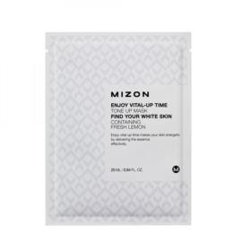 Wzmacniająca, Cytrynowa Maska do Twarzy, 25 ml