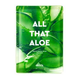 Kojąco - Nawilżająca Maska do Twarzy z Aloesem, All That Aloe Mask, Skin79, 25g