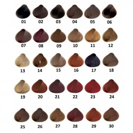 Naturalna Farba do Włosów, Sanotint Classic, 29 Ciemny Miedziany Blond, 125ml
