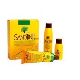 Farba do Włosów dla Wrażliwej Skóry Głowy, Sanotint Sensitive, 76 Bursztynowy Blond, 125 ml