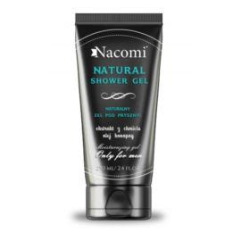 Naturalny Żel pod Prysznic dla Mężczyzn, Nacomi 250ml
