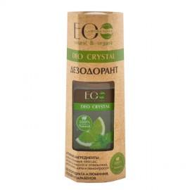 Cytrynowy, Naturalny Dezodorant w Kulce, 50ml