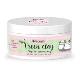 Oczyszczająca, Zielona Glinka, Nacomi, 65g