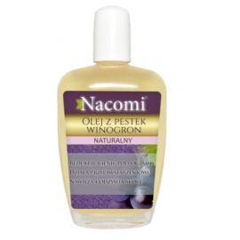 Naturalny Olej z Pestek Winogron, Nacomi, 30ml
