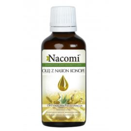 Naturalny Olej z Nasion Konopi, Nacomi, 50ml