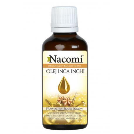 Naturalny Olej Inca Inchi, Nacomi, 30ml