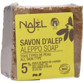 Mydło Aleppo z Olejkiem Laurowym 5%, 200g