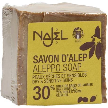 Mydło Aleppo z Olejkiem Laurowym 30%, 200g