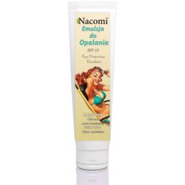 Emulsja do Opalania SPF 15, Nacomi, 150ml