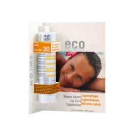 Wodoodporny Balsam do Ust SPF30, Eco Cosmetics, 4g