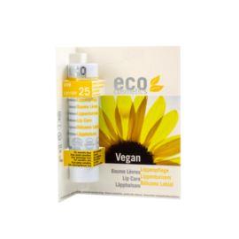 Wodoodporny Balsam do Ust SPF 25, Eco Cosmetics, 4g