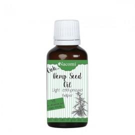 Naturalny Olej z Nasion Konopi, 30ml