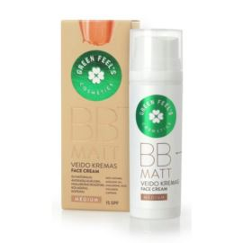 Krem BB, Matt Medium, Green Feel's Cosmetic, 50ml