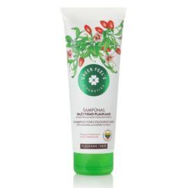 Szampon do Włosów Farbowanych i Zniszczonych, Green Feel's Cosmetics, 250ml