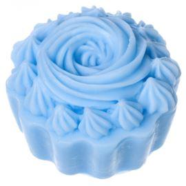 Mała Muffinka, Niebieska, Mydło Glicerynowe, LaQ, 100g