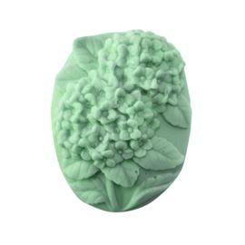 Kwiat Bzu, Zielony, Mydło Glicerynowe, LaQ, 80g