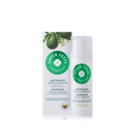 Odżywczy krem do twarzy do cery suchej, Green Feel's, 50ml