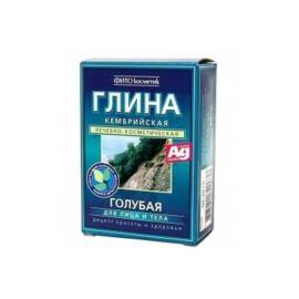 Kambryjska Glinka do Twarzy i Ciała, Niebieska, Fitocometics, 100g