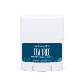 Dezodorant w Sztyfcie do Skory Wrażliwej, z Drzewem Herbacianym, Schmidt's, 19,8g