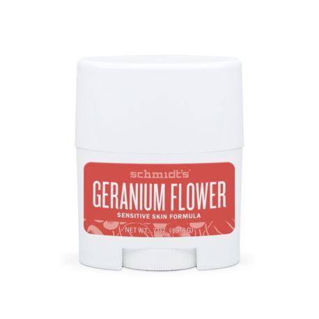 Dezodorant w Sztyfcie do Skóry Wrażliwej, z Geranium, Schmidt's, 19,8g