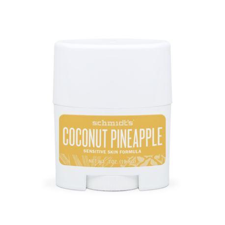 Dezodorant w Sztyfcie do Skory Wrazliwej, z Kokosem i Ananasem, Schmidt's, 19,8g