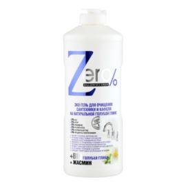 Żel do Czyszczenia Urządzeń Sanitarnych, z Niebieską Glinką i Jaśminem, Zero, 500 ml