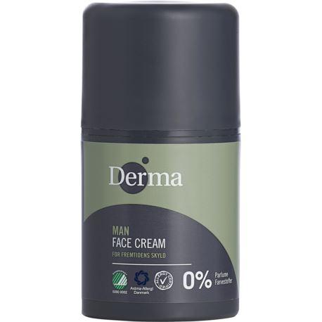 Krem do Twarzy Derma Man, 50ml