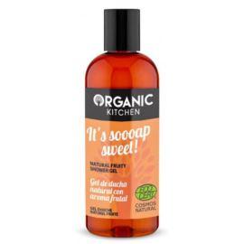 Owocowy Żel Pod Prysznic Jest Taki Słodki, Organic Kitchen, 260ml