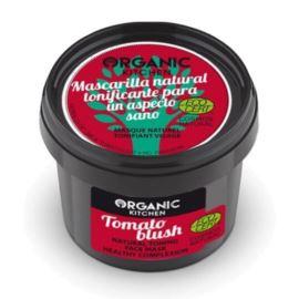 Tonizująca Maska do Twarzy Pomidorowy Rumieniec, Organic Kitchen, 100ml