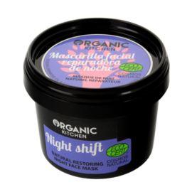 Regeneracyjna Maska do Twarzy na Noc Nocna Zmiana, Organic Kitchen, 100ml