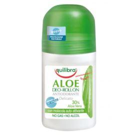 Dezodorant w Kulce z Aloesem, Equilibra, 50 ml
