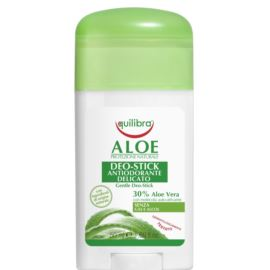 Dezodorant w Sztyfcie z Aloesem, Equilibra, 50 ml