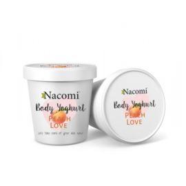 Jogurt do Ciała, Soczysta Brzoskwinia, Nacomi, 180ml