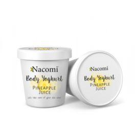 Jogurt do Ciała, Orzeźwiający Ananas, Nacomi, 180ml