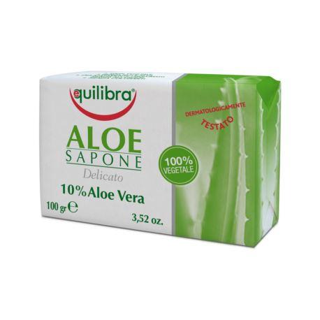 Mydło Aloesowe Equilibra, 100 gr